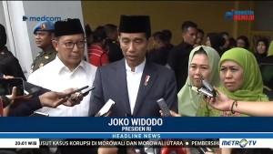 Jokowi Apresiasi Tekad Muslimat NU Lawan Hoaks