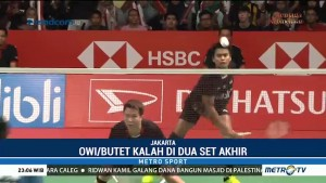 Owi/Butet Harus Puas Duduki Posisi Runner Up