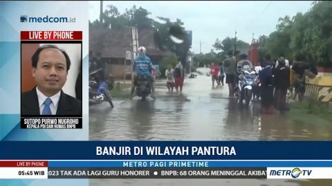 Dampak Banjir di Pantura