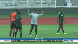 Indra Sjafri Kembali Latih Timnas U-22