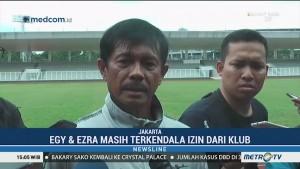 Tiga Pemian Timnas U-22 Masih Absen Latihan