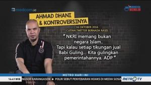 Catatan Krontroversial Ahmad Dhani