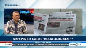 Siapa Pemilik Tabloid Indonesia Barokah?