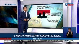 E-Money Bergambar Prabowo-Sandi Ilegal