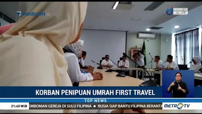 Korban First Travel Tuntut Aset Dikembalikan ke Jemaah