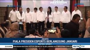 Piala Presiden Esport 2019 Siap Digelar