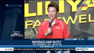 Inspirasi dari Butet