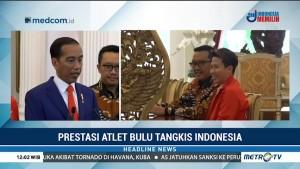 Pensiun, Ini Pesan Presiden Jokowi untuk Liliyana Natsir