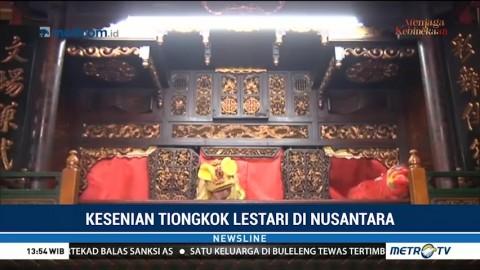 Kesenian Tiongkok Lestari di Nusantara