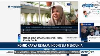 Komik Karya Remaja Indonesia Mendunia