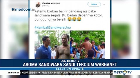 Ramai Dugaan Sandiwara Sandiaga Uno di Medsos