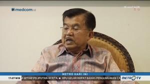 JK Setuju KPU Umumkan Caleg Mantan Koruptor