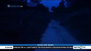 Dua Desa di Gowa Terisolasi Akibat Longsor