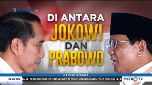 Di Antara Jokowi dan Prabowo (1)
