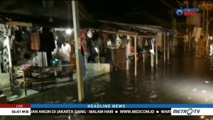 Banjir Masih Rendam Pekalongan