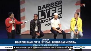 Tengok Tren Gaya Rambut Pria 2019 di Barberlife Vol 2