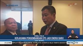 Pertamina Gaet Eni Bangun <i>Green Refinery</i>