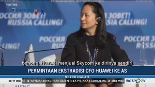 Perundingan AS-Tiongkok dan Ekstradisi Petinggi Huawei