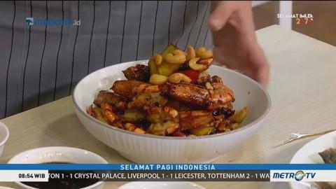 Masakan Spesial Imlek: Kung Pao Prawn ala Chef Wong