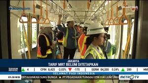 MRT Lebak Bulus-Bundaran HI Beroperasi Akhir Maret 2019