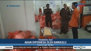 Kantor Pos Pekanbaru Terima Ratusan Paket Tabloid Indonesia Barokah