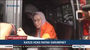 Ratna Sarumpaet Diserahkan ke Kejaksaan