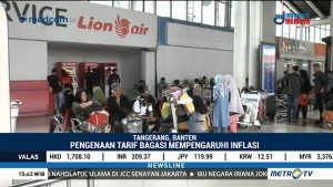 Pemerintah Godok Aturan Tarif Batas Atas Bagasi Pesawat