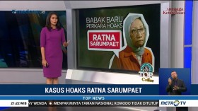 Babak Baru Perkara Hoaks Ratna Sarumpaet