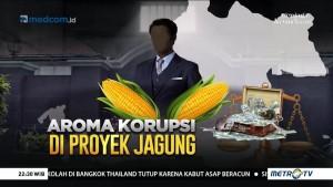 Aroma Korupsi di Proyek Jagung (1)