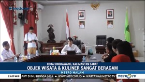 Metro TV Jalin Kerja Sama dengan Pemkot Singkawang