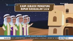 Syiar Sirah Nabawiyah: Perjalanan Nabi Hijrah ke Madinah (1)