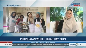 Peringatan World Hijab Day 2019 (2)