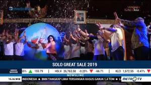Solo Great Sale 2019 Resmi Dibuka