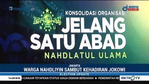 Doa Jokowi Menang di Harlah NU