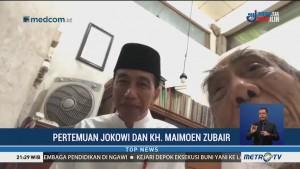 Pesan KH Maimoen Zubair untuk Jokowi