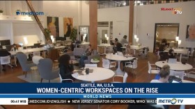 Women-centric Workspaces on the Rise