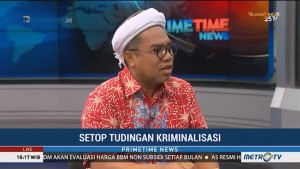 Tudingan Kriminalisasi Rezim Jokowi