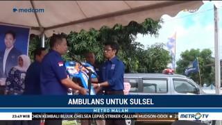 Ambulans untuk Sulsel