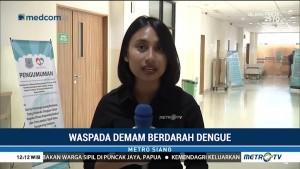 Jumlah Pasien DBD di RSUD Tangerang Selatan Berkurang