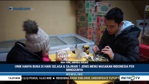 'Warung Selasa', Obat Rindu Masakan Indonesia