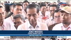 Bosan Bicara Halus, Jokowi: Bolehlah Keras Sedikit