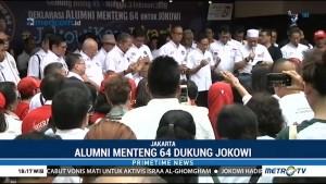 Alumni Menteng 64 Deklarasi Dukung Jokowi-Ma'ruf