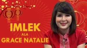 Grace Natalie Ajak Warga Tionghoa Hilangkan Ketakutan