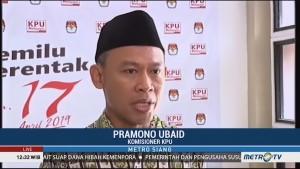 Rapat KPU Bahas Skema Segmen Debat Kedua Pilpres 2019