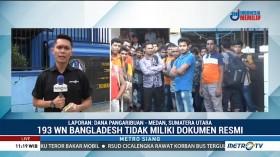 193 WN Bangladesh Masuk ke Indonesia Secara Ilegal