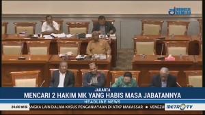 Komisi III Jamin Seleksi Calon Hakim MK Transparan