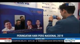 Meriahnya Peringatan Hari Pers Nasional 2019