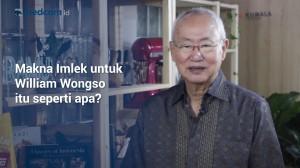 Yuk! Kenali Kuliner Khas Imlek Bersama William Wongso