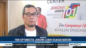 TKN Optimistis Jokowi Unggul di Debat Kedua