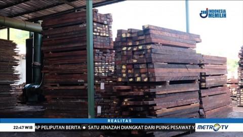 Jaringan Kayu Papua-Surabaya (2)